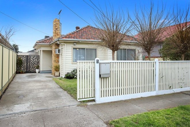 Picture of 5 Anderson Road, SUNSHINE VIC 3020