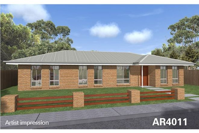 Picture of Lot 1, 23 Forest Avenue, GLENORE GROVE QLD 4342