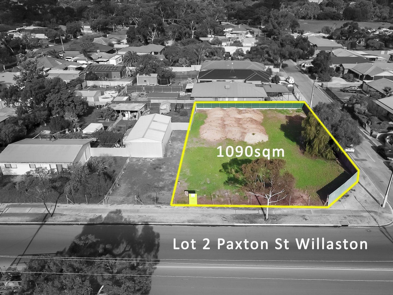 Lot 2 Paxton Street, Willaston SA 5118, Image 1