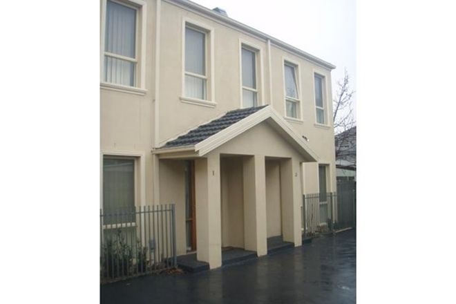 Picture of 2/25 Raglan Street, ST KILDA EAST VIC 3183