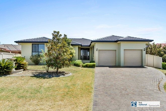 Picture of 12 Merrinee Place, TAMWORTH NSW 2340