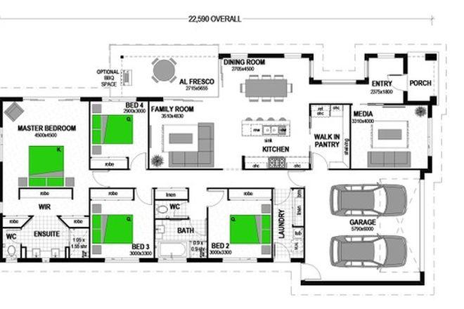 Picture of Lot 64 Renell Street, Bargara Rise Estate, BARGARA QLD 4670