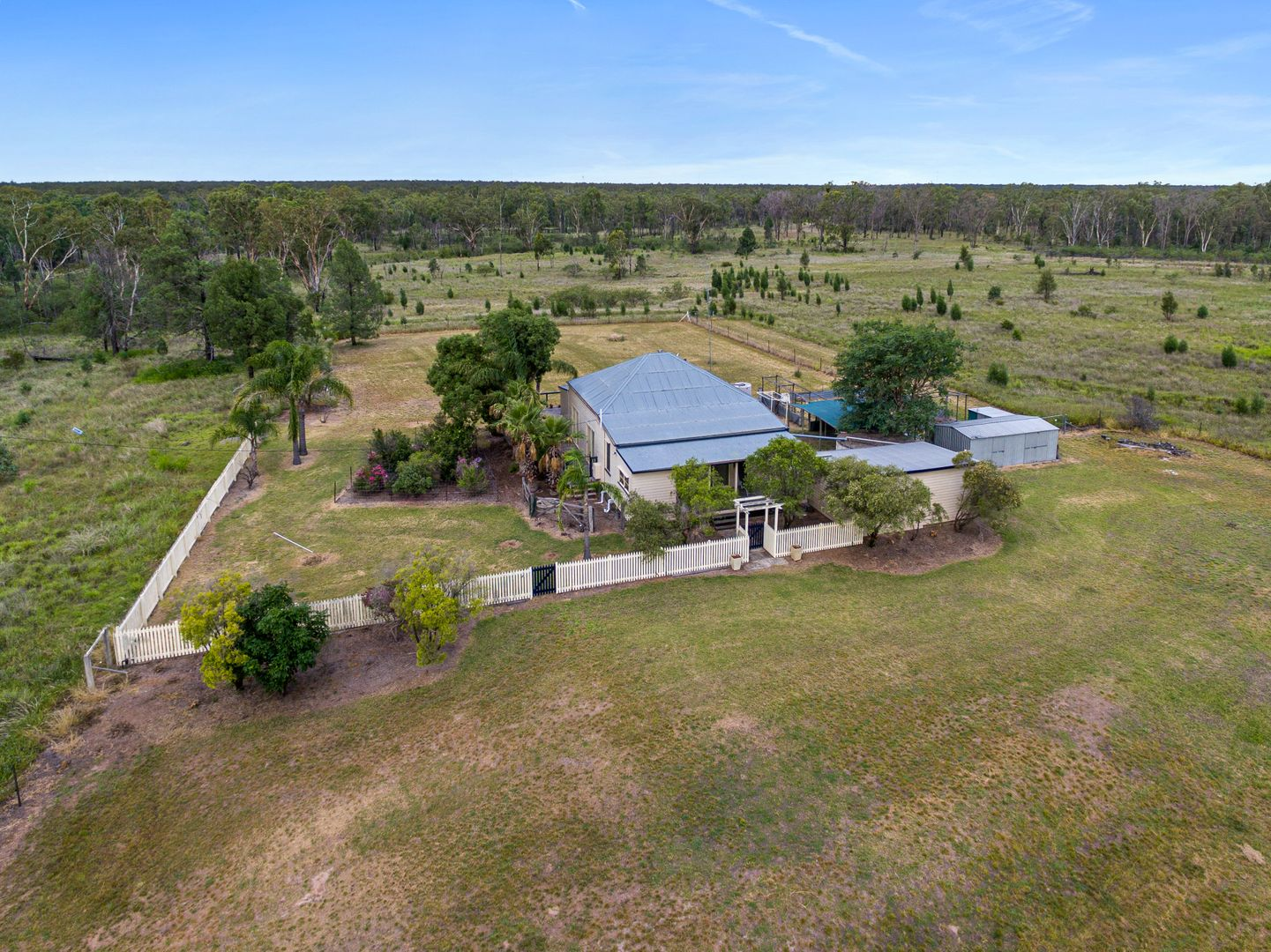 'Pinelands' 35857 LEICHHARDT HIGHWAY, Gurulmundi QLD 4415, Image 1