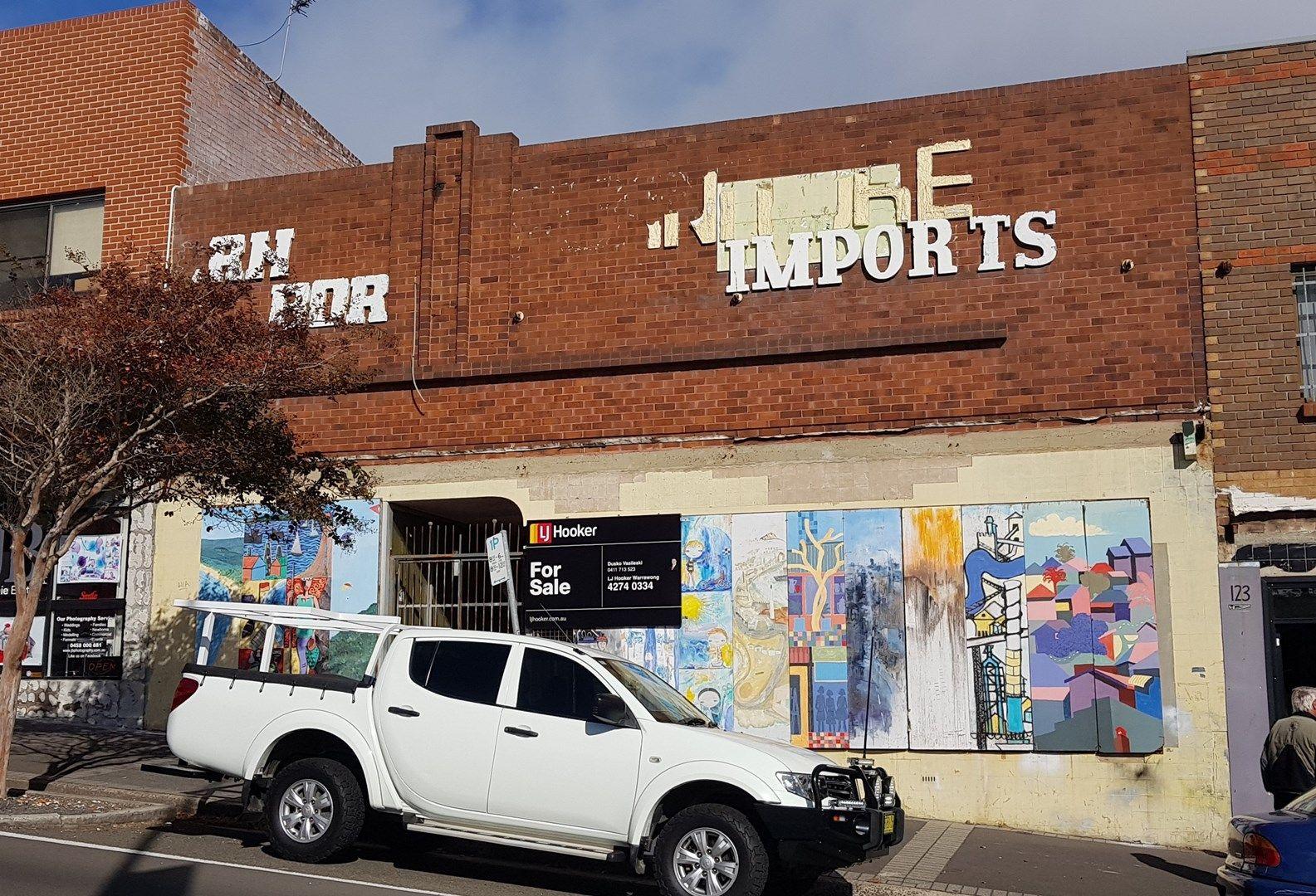 125- 127 Wentworth Street, Port Kembla NSW 2505, Image 0