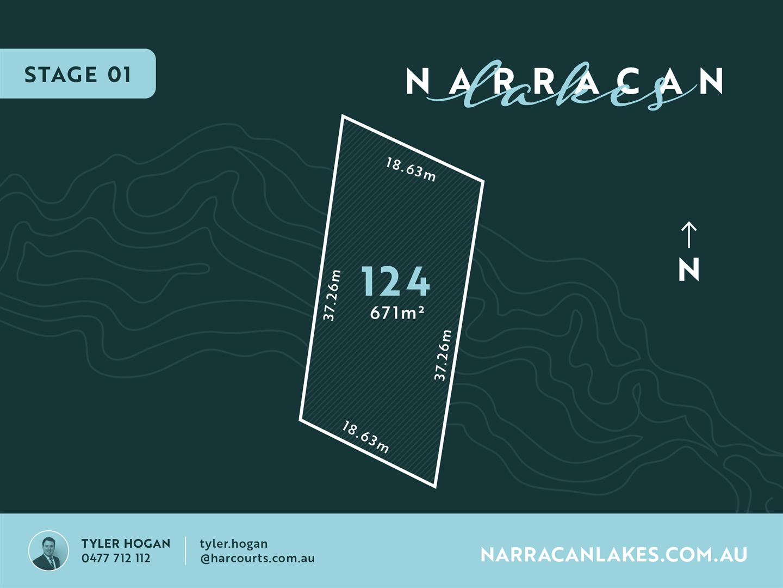Lot 124 Narracan Lakes, Newborough VIC 3825, Image 0