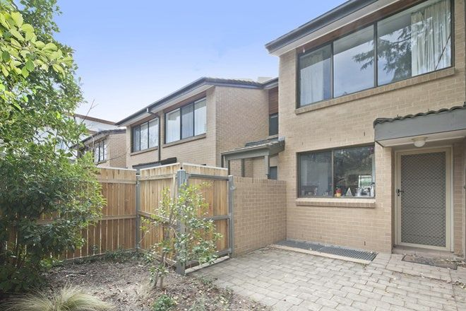 Picture of 60/13 Tench Street, KINGSTON ACT 2604