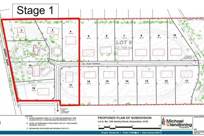 Picture of Lot 19/147 Hardey Road, SERPENTINE WA 6125