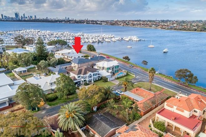 Picture of 17 Canning Beach Road, APPLECROSS WA 6153