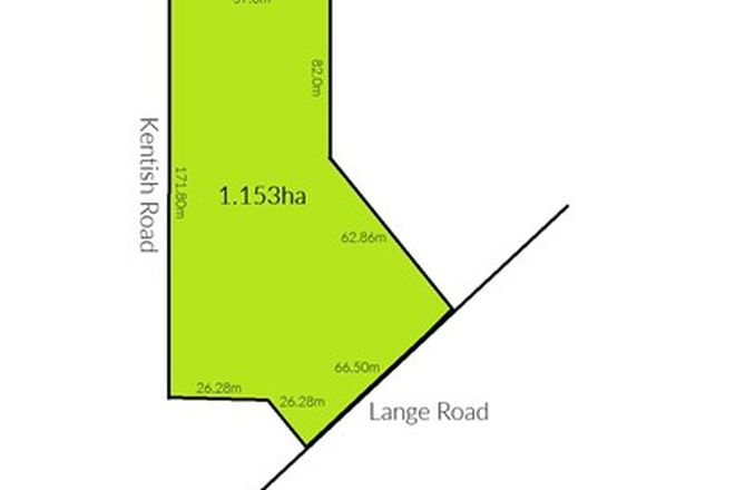 Picture of 3 Lange Road, GAWLER BELT SA 5118