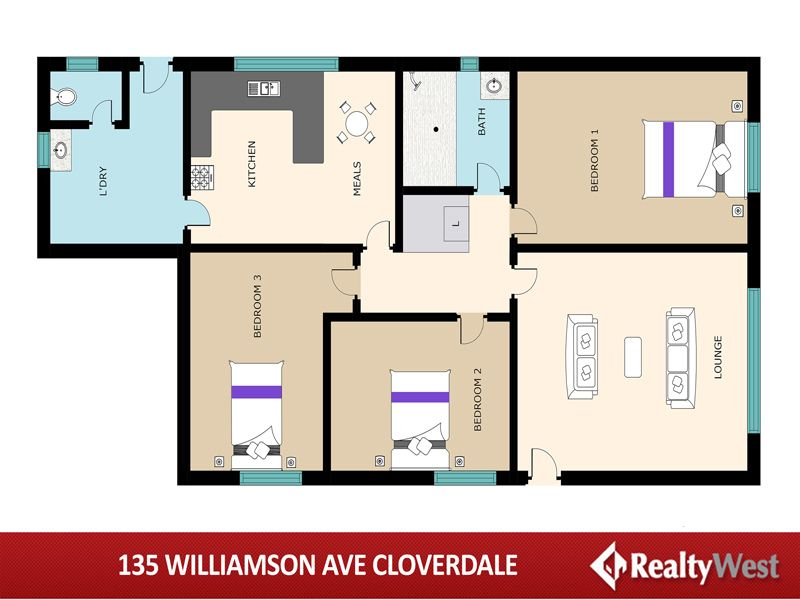 135 Williamson Avenue, Cloverdale WA 6105, Image 0