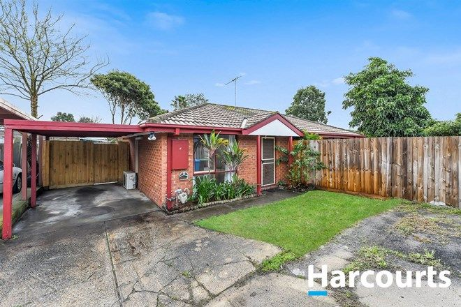 Picture of 2/2 Hotham Street, CRANBOURNE VIC 3977
