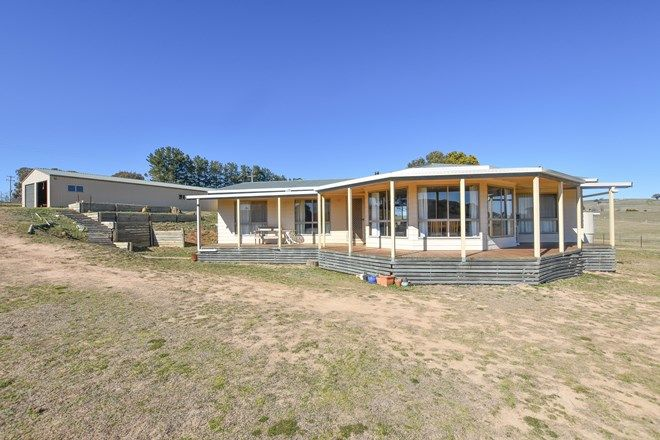 Picture of 3149 Mid Western Highway, KINGS PLAINS NSW 2799