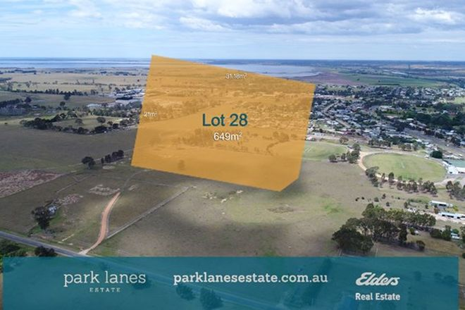 Picture of 28 Park Lanes Estate, LUCKNOW VIC 3875