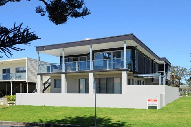 Picture of Belvedere 1 47A Clarence St, YAMBA NSW 2464