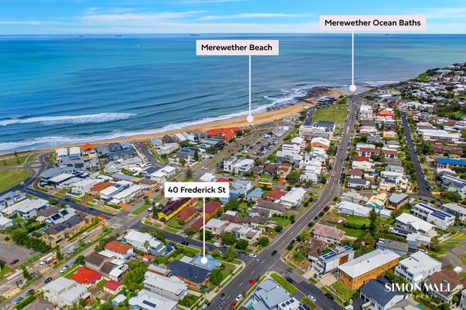Picture of 40 Frederick  Street, MEREWETHER NSW 2291
