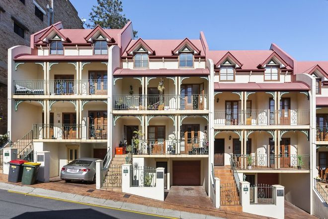 Picture of 2/16 Sexton Street, PETRIE TERRACE QLD 4000