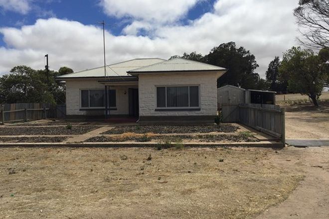 Picture of 19 Depot Shed Road, YORKETOWN SA 5576