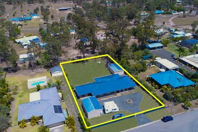 Picture of 9 Southfork Circuit, BURRUM HEADS QLD 4659