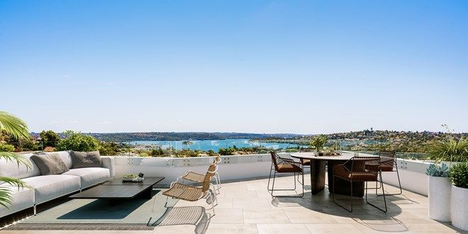 Picture of PENTHOUSE/20a Benelong Crescent, Bellevue Hill