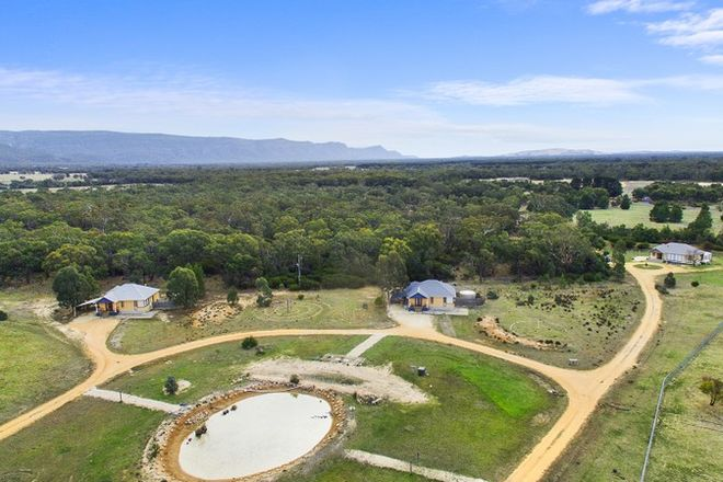 Picture of 300 - 302 Tunnel Road, Pomonal, HALLS GAP VIC 3381