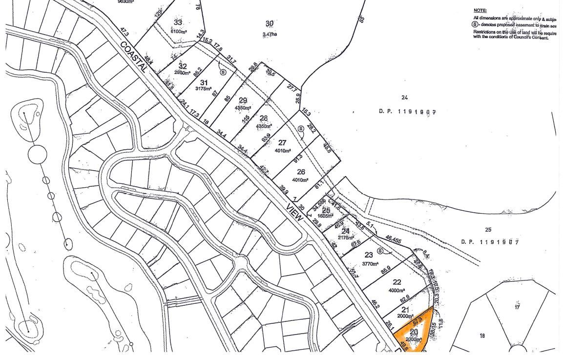 Lot 20 Coastal View Drive, Tallwoods Village NSW 2430, Image 0