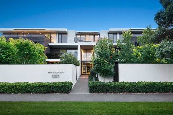 Picture of 6/30 Warleigh Grove, BRIGHTON VIC 3186