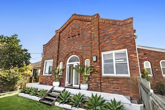 Picture of 4 Bellevue Street, MAROUBRA NSW 2035
