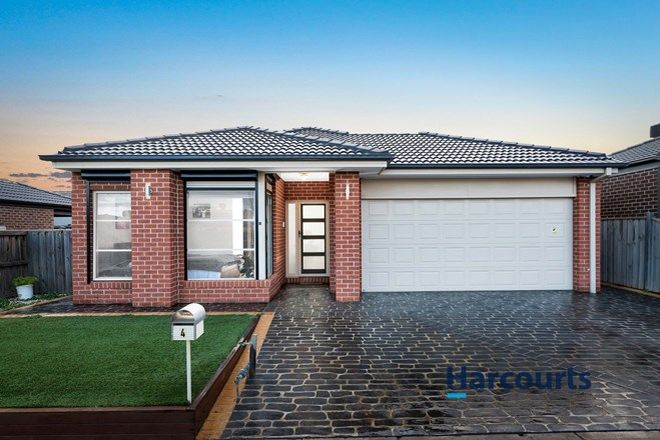 Picture of 4 Alsace Way, FRASER RISE VIC 3336