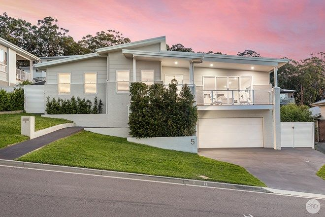 Picture of 5 Tacking Street, CORLETTE NSW 2315