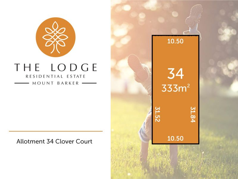 Lot 34 Clover Court, Mount Barker SA 5251, Image 0