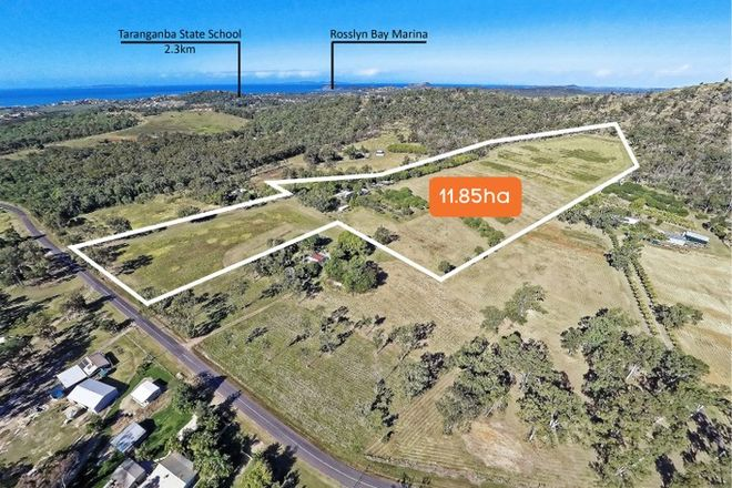 Picture of 165 Hidden Valley Road, HIDDEN VALLEY QLD 4703