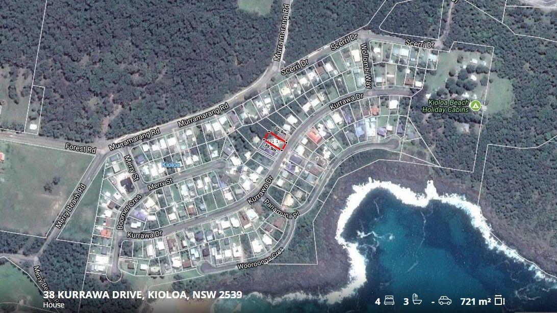 38 Kurrawa Drive, Kioloa NSW 2539, Image 0