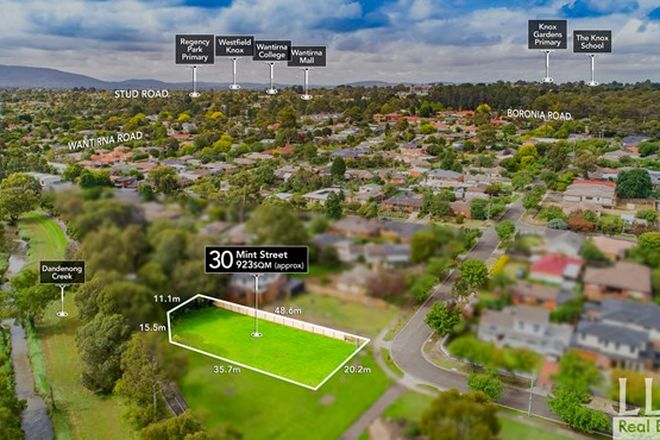 Picture of 30 Mint Street, WANTIRNA VIC 3152