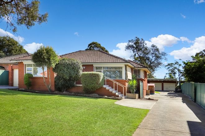 Picture of 59 Hemphill Avenue, MOUNT PRITCHARD NSW 2170