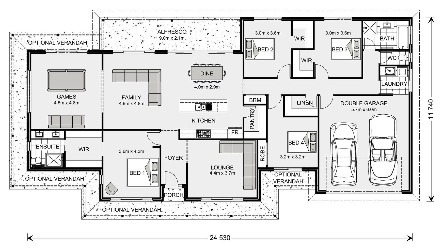 44 Belar Ave, Nichols Point VIC 3501, Image 1