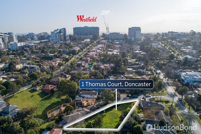 Picture of 1 Thomas Court, DONCASTER VIC 3108