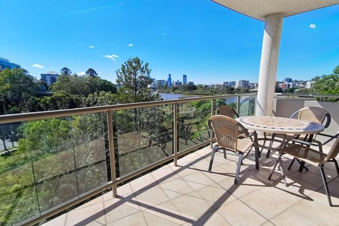 Picture of 707/21 Patrick Lane, TOOWONG QLD 4066