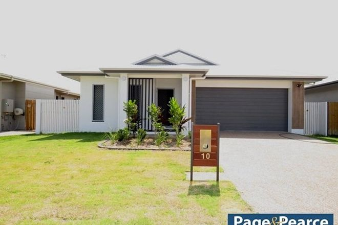 Picture of 10 HENDERSON STREET, MOUNT LOW QLD 4818