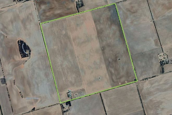 Picture of 841 Jeparit-Warracknabeal Road, JEPARIT VIC 3423