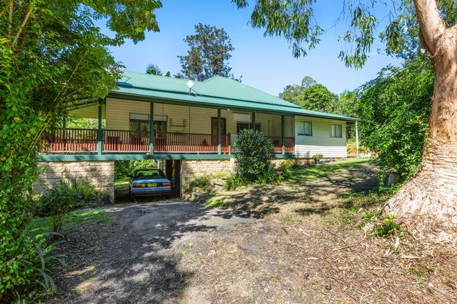 Picture of 1523 KYOGLE ROAD, UKI NSW 2484