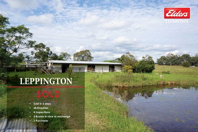 Picture of 298 George Road, LEPPINGTON NSW 2179