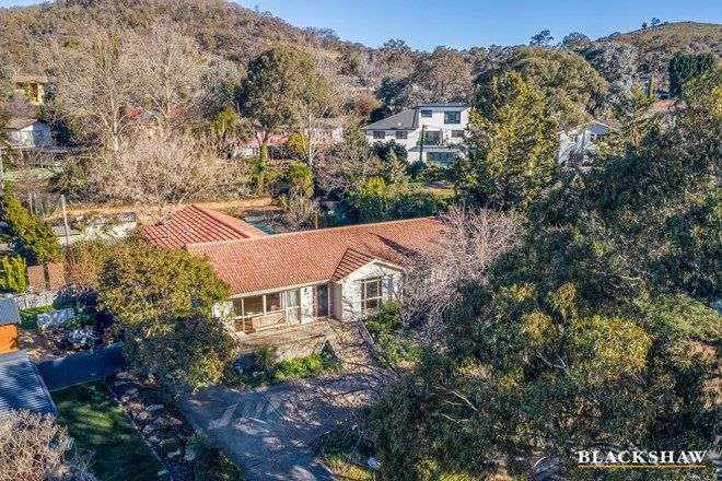 Picture of 44 Roebuck Street, RED HILL ACT 2603