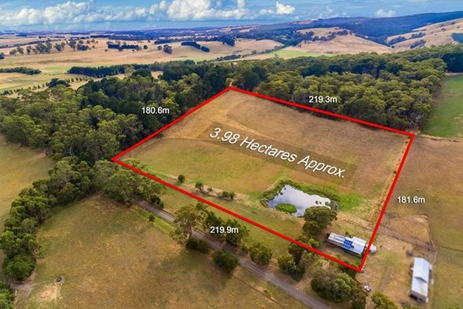 Picture of 65 McLaughlins Road, BARWON DOWNS VIC 3243