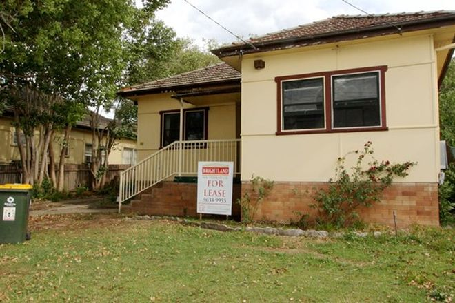 Picture of 18 Jordan Street, WENTWORTHVILLE NSW 2145