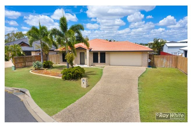 Picture of 8 Red Gum Court, NORMAN GARDENS QLD 4701
