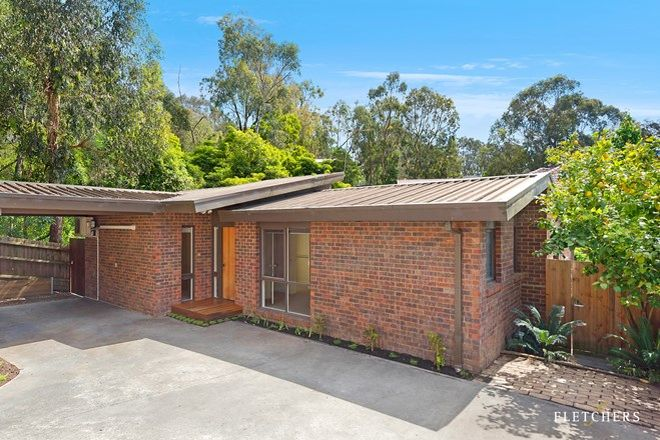 Picture of 2/5 Moresby Street, MITCHAM VIC 3132