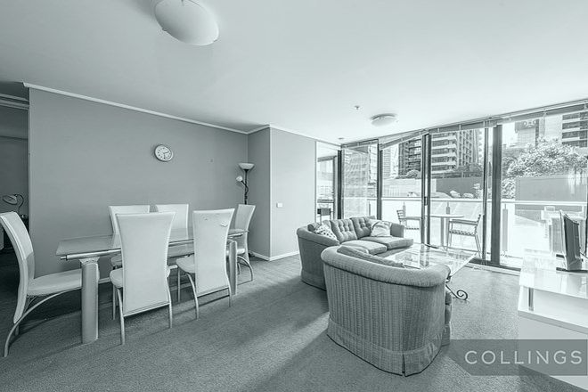 Picture of 508/668 Bourke Street, MELBOURNE VIC 3000