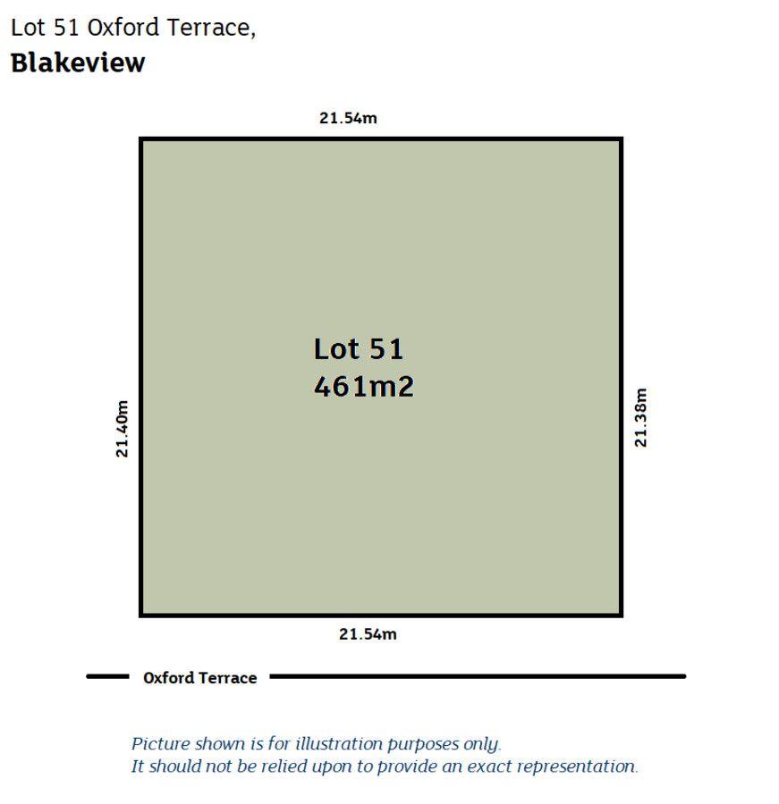 Lot 51 Oxford Terrace, Blakeview SA 5114, Image 0