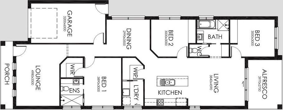 Lot 120 Weedbrook Street, Park Ridge QLD 4125, Image 1