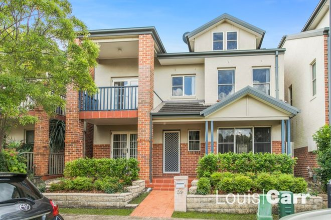 Picture of 39 Hunterford Crescent, OATLANDS NSW 2117